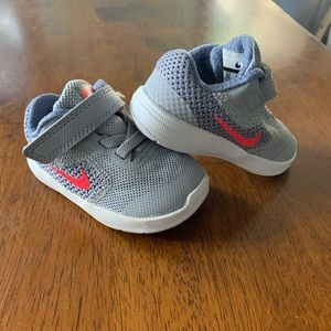 Nike Grey Baby Sneakers Size 3C